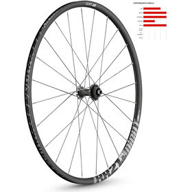 "DT Swiss RR 21 Dicut Disc Brake Wheel 28"" Front Wheel Alu 100 / 12mm black"